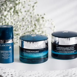 低至2折 £56收兰蔻护肤4件套(价值£96)TK MAXX 美妆清仓区大促 Lancome、兰芝、Shiseido、YSL全都有