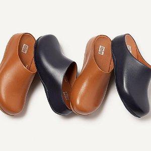 满减£30!夏季必备!FitFlop 夏季鞋履大促 舒适透气凉鞋 夏季出行必备