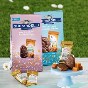 低至75折 送人自用都适合Ghirardelli 美国老牌精品巧克力大促
