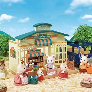 From $5.29Amazon Calico Critters Toys Sale