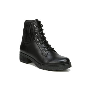 Naturalizer.com | Soul SOUL Quick in Black Synthetic Boots