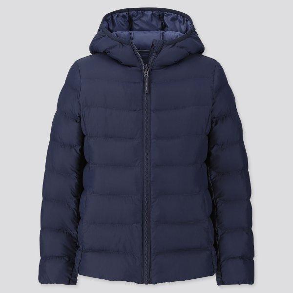 超轻保暖外套