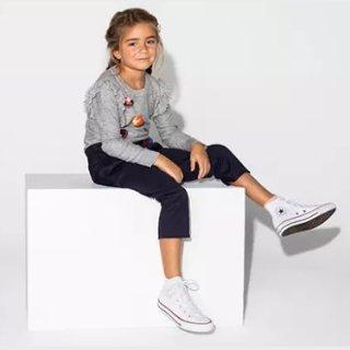 $19.99起Journeys官网 Converse, adidas, Puma等儿童运动鞋履促销