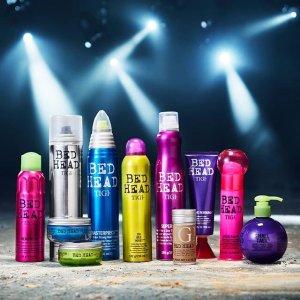 低至4折 €21收洗发护发素套装TIGI 英国超火美发品牌 发量增厚造型蓬松一网打尽