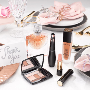 Up to $268 valued giftswith $120+ Limited Edition Gift Sets purchase @ Lancôme