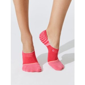 Uncommon Invisible Leg Warmers + Socks in Red