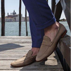 低至4.5折 必备的舒适百搭潮鞋Gilt 精选 TOD's 男士豆豆鞋热卖