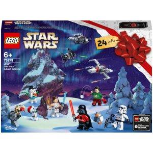 Lego星球大战圣诞日历