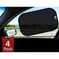 车窗防晒遮阳板 4片 2种透明度