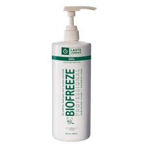 $39.12 Biofreeze Professional Pain Relief Gel, 32 oz. Bottle with Pump