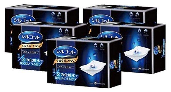 5盒装(每盒40片)