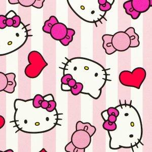 """开抢! 低至$45 限量致""""初心""""Converse X Hello Kitty 合作款帆布鞋新品上架"""