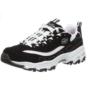 $59.98起(原价$90)Skechers 斯凯奇 D'Lites 女士爆款厚底熊猫鞋 US5码