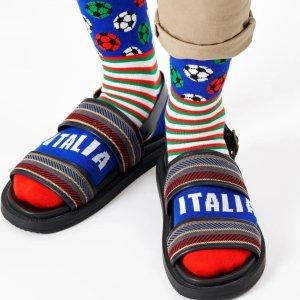 €9.95起收热门球队袜子Happy Socks 国家足球限定款长筒袜上线 你最pick哪支球队?