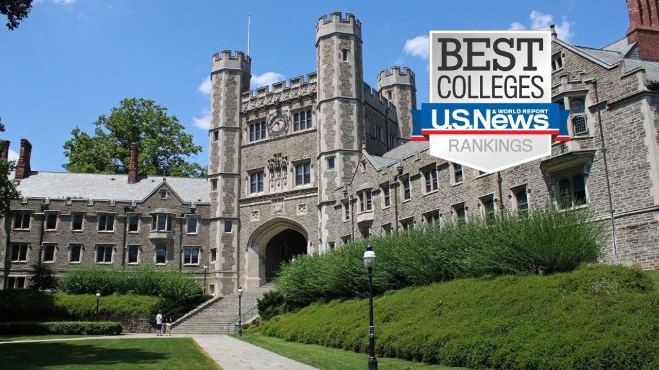 2020 美国大学排名 | US News最新全美大学排名榜单