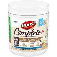 Boost Complete+ 燕麦亚麻籽代餐粉