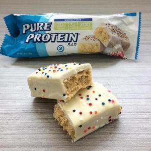 $5.64 一条只需$0.92Pure Protein 蛋白能量棒 6条装