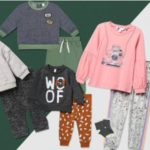 Up to 65% OffHautelook Baby & Kids Sets Up