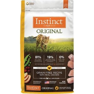Instinct無谷雞肉味貓糧 11lb