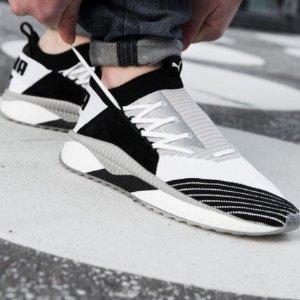 低至6.9折,收胡一天同款Puma 18春款 TSUGI JUN系列针织缓震袜子跑鞋热卖