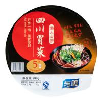 懒人大厨 四川即食冒菜 浓香麻辣味 288g