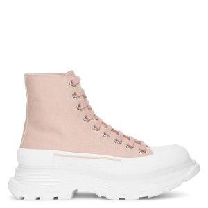 Alexander McQueen女生靴
