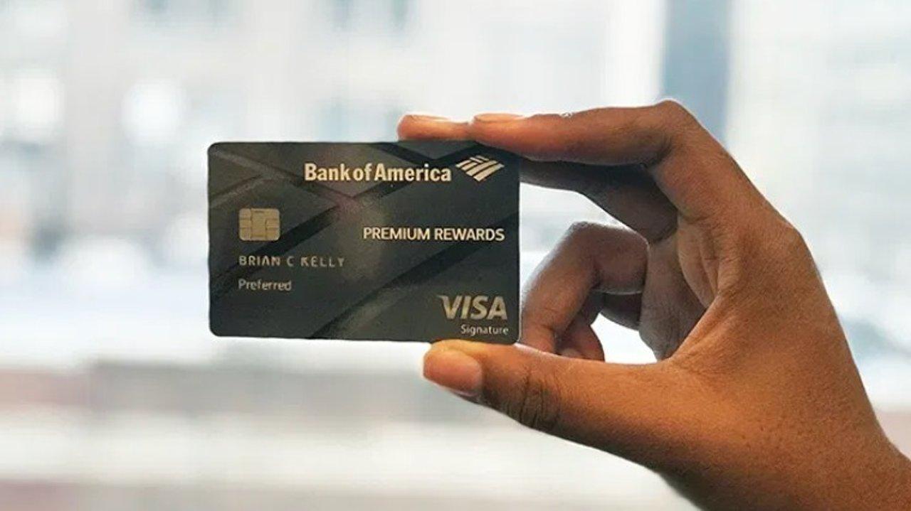 3个原因 你至少需要一张美国银行 Premium Rewards 信用卡