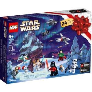 Lego2020圣诞日历 star war 75279