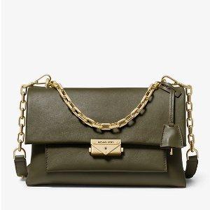 2cae050716e164 Michael KorsCece Large Leather Shoulder Bag. $198.45 $378.00. Michael Kors  ...