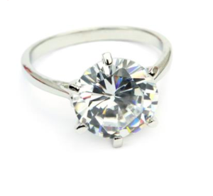Dealmoon Exclusive!Only $888 + Free Shipping1 Carat Diamond Solitaire Ring in 14K White Gold @ Szul