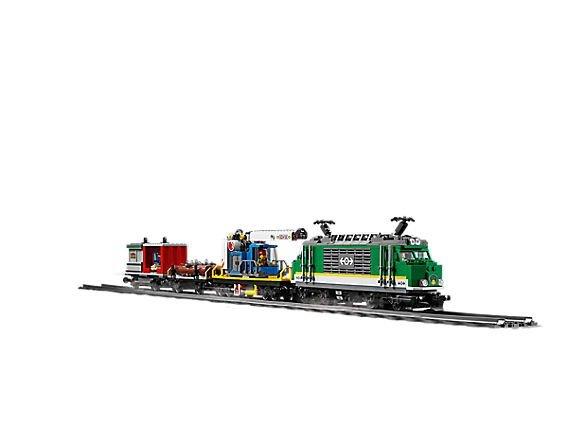 城市系列之货运货车 - 60198 | City | LEGO Shop