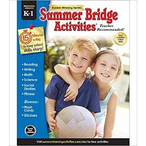 Summer Bridge Activities 儿童暑期习题册 K-1年级
