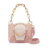 Yuzefi 粉色链条包