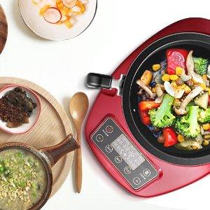 $229 史低价11.11独家:Ropot 全自动智能炒菜机 多色可选 轻松练就十八般烹饪武艺