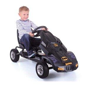 $89(原价$159.99)Hauck 超酷蝙蝠侠四轮儿童玩具车,体验驾驶乐趣