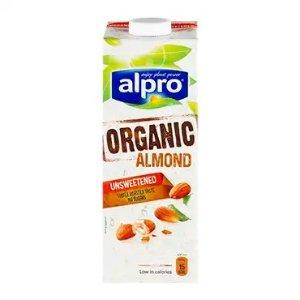Alpro无糖杏仁豆浆
