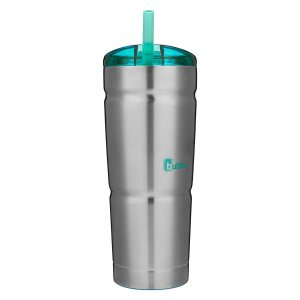 $8.94Bubba 24oz不锈钢真空保温吸管杯