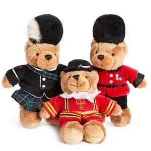 5折起 超萌泰迪熊低至£12/只