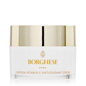 BorgheseENERGIA Vitamin E Antioxidant Creme