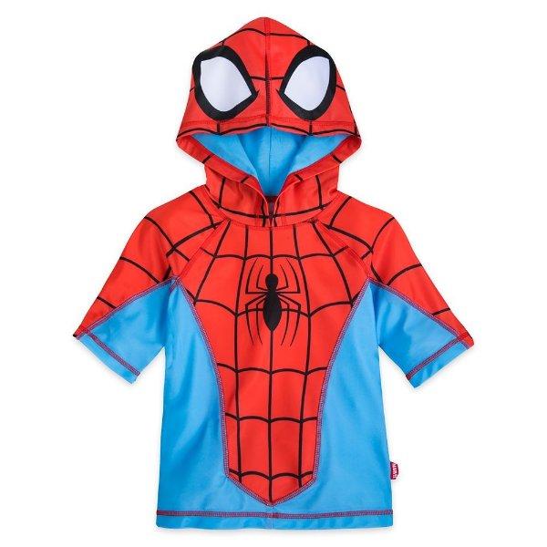 Spider-Man 男童泳衣