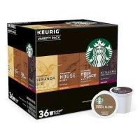 Keurig Starbucks 咖啡胶囊 混合装 40颗装