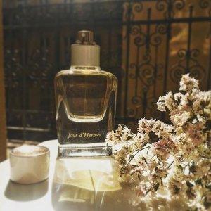 Hermes Jour D'hermes Eau de Parfum Spray for Women, Refillable, 2.87 Fluid Ounce