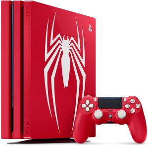 $399.99 BB和GS还有货 手慢无预售:PlayStation 4 Pro 1TB 蜘蛛侠 限量同捆版
