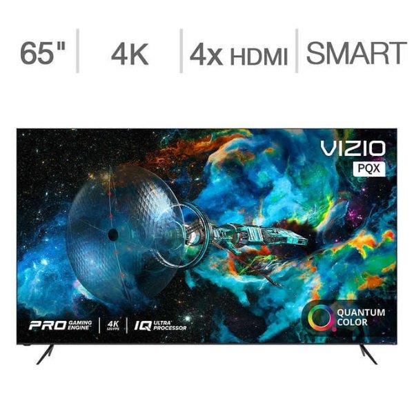 Vizio 65吋 量子点4K HDR电视 4路 HDMI 2.1 + 4K@120Hz