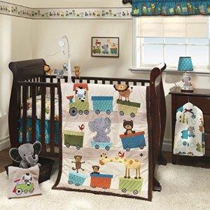 $6.59起Bedtime Originals 超萌婴儿床品、毛绒玩具等特卖