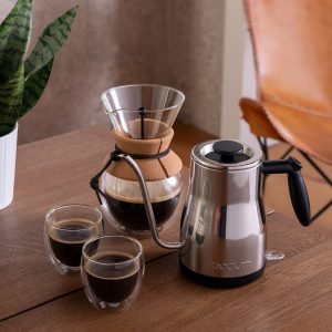 低至4.6折Bodum 丹麦设计美学 咖啡茶具等热促