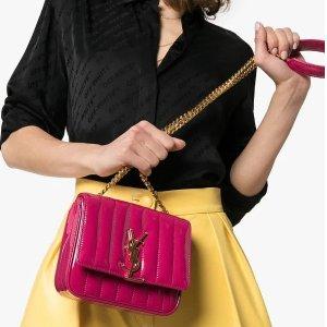 满额8.5折 超值收封面款VICKYSaint Laurent 精选包包、美衣美鞋热卖 绝美logo成就经典