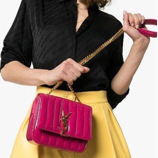 无门槛8.5折 超值收封面款VICKYSaint Laurent 精选包包、美衣美鞋热卖 绝美logo成就经典
