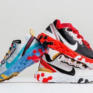 5折起 €51收阿甘鞋Nike 新年折扣热卖 好价收Air Max系列、阿甘鞋、React慢跑鞋