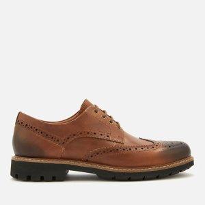 Clarks牛津鞋